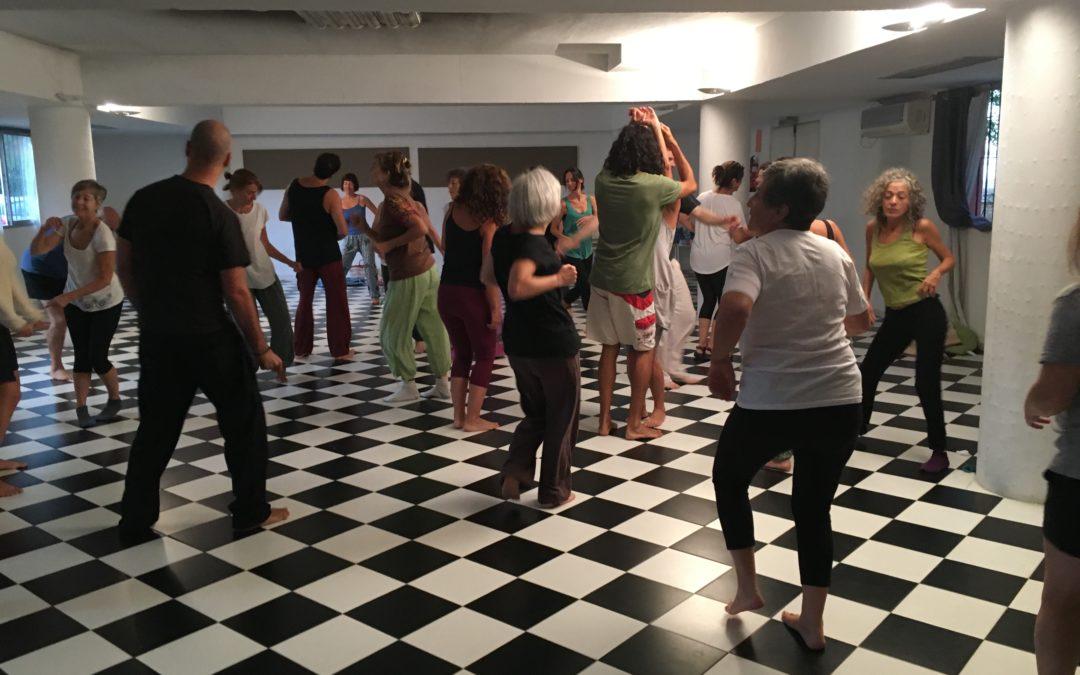 Colaboración con la terapia Río Abierto en S.A.T. 4  2018